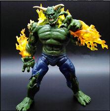 Marvel Legends Infinite Series Spiderman Green Goblin BAF Loose Action Figure 14
