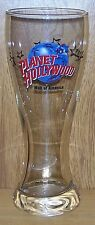 PLANET HOLLYWOOD ~ TALL BEER GLASS ~ MALL OF AMERICA ~ MINNEAPOLIS ~ MINNESOTA