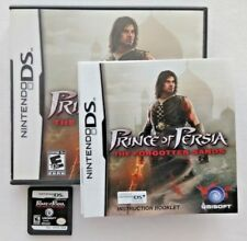 Prince of Persia: The Forgotten Sands Nintendo DS 2010 Lite DSi XL 3DS 2DS