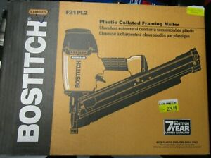 Bostitch Plastic Coated Framing Nailer F12PL2 BRAND NEW