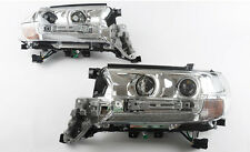 LED Front Head Light Turn Lamp Sets Fit for Toyota Land Cruiser LC200 2016(high)