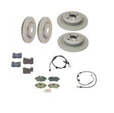 Mini John Cooper Works JCW Front & Rear Brake Disc Rotors Pads Sensors Kit NEW