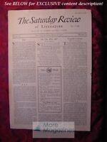 SATURDAY REVIEW March 6 1926 Sara Teasdale Frank Swinnerton Albert J. Nock