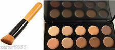 new 10 Colors contour & Concealer Face cream Makeup Palette  with Brush