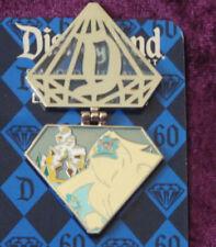 Disneyland Resort Disneyland 60th Diamond Passholder Exclusive Yeti le 3000