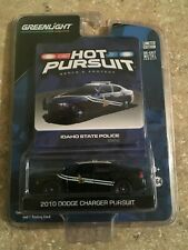 GREENLIGHT HOT PURSUIT 2010 DODGE CHARGER IDAHO STATE POLICE