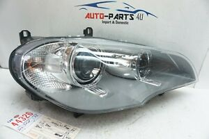 2011 2012 2013 BMW X5 RIGHT PASSENGER XENON W/ LED HEADLIGHT OEM UF44326