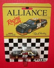 ROBERT PRESSLEY #59 ALLIANCE 1991 NASCAR OLD ERTL DIECAST 1/64 CAR