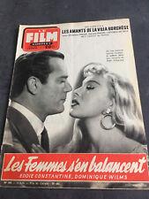 LE FILM COMPLET N°480 30/09/54 LES FEMMES S'EN BALANCENT Eddie Constantine I2