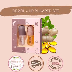 Lip Plumper Liquid Instant Volume Lip Filler Pump Enhancer Moisturizing - Derol