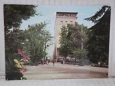 Vecchia cartolina foto d epoca di MARTINA FRANCA TARANTO VILLA COMUNALE HOTEL