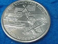TENNESSEE 1796 collectors  Medallion .... combine shipping 1 to 10 coins $2.60
