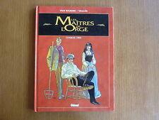 LES MAITRES DE L'ORGE Tome 1 *** CHARLES, 1854