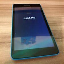 Microsoft Nokia Lumia 535 - 8GB-CIANO (Sbloccato) Smartphone