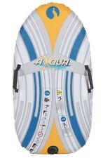 2in1 Bodyboard 120 cm Schwimmbrett Surfbrett Luftmatratze Boogie Wave Board