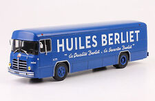 "Bus BERLIET PLR ""HUILES BERLIET""  1:43 New & Box diecast model"