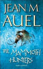 Acceptable, The Mammoth Hunters (Earth's Children), Jean M Auel, Book