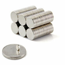 50pcs Strong N35 Round Disc Rare Earth Fridge NdFeB Magnets Neodymium 4x2mm