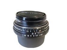 SMC Pentax M 40mm f2,8 Pancake Lens - K Mount B1