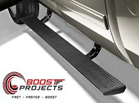 AMP PowerStep Electric Running Boards For 07-14 Silverado Sierra 1500 2500 3500