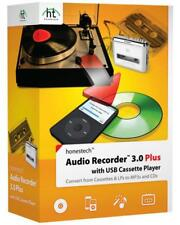 Convert & Record All of Your Music...Cassettes, LPs, 8-track Tapes, into MP3s