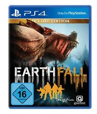 Earth Fall (Deluxe Edition) [PS4] (Neu)