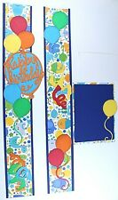 BIRTHDAY Party Scrapbook Border Title Scrapbooking album Creative Celebrate