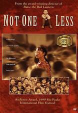 Not One Less DVD (1999) - Wei Minzhi, Zhang Huike, Zhang Yimou