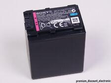 ORIGINALE Sony np-fv100 Litio ION Batteria PER FDR ax33 ax53 ax100 ax700 cx900 HDR