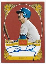 RON CEY 2013 Panini Golden Age Historic Signatures on-card AUTOGRAPH