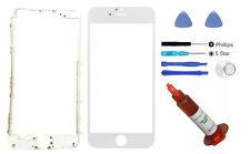 White glass lens iphone 6S replacement LCD Digitizer Screen Repair UV LOCA Glue