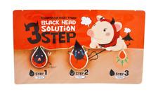 [Elizavecca] Milky Piggy Black Head Solution 3 Step [10 Sheets]/ Korean Cosmetic