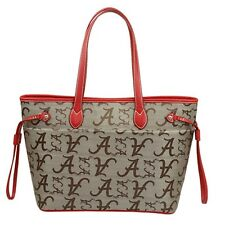 Alabama Crimson Tide Licensed Safari Handbag
