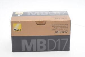 Nikon MB-D17 Multi Power Battery Pack for Nikon D500 #235