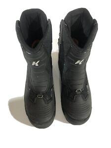 Korkers Hatchback Wading Boot Size 11 Kling-On/Felt Soles