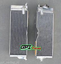 Aluminum radiator for HONDA CR500 CR500R CR 500R 1985-1988 1986 1987 88 87 86 85
