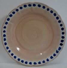 Vietri CAMPAGNA PINK Salad Accent Plate NO CHICKEN / ANIMAL More AvailableVIE97