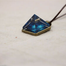 Jewelry Starry Sky Vintage Cool For Men Luminous Crystal Necklace Pendant