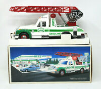 1994 Hess Toy Rescue Truck With Original Box