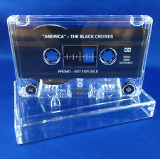 THE BLACK CROWES: Amorica (EXTREMELY RARE 1994 ADVANCE PROMO CASSETTE)