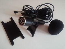 MICROFONO VINTAGE BELL E HOWELL - completo di supporto e spugna diffusore -