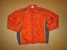 Boys Under Armour full zip windbreaker jacket sz Ymd m Md Med