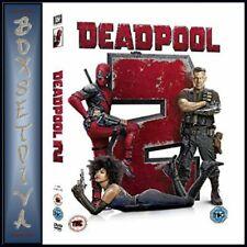 Deadpool 2 (DVD, 2018)