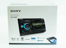 Sony WX-900BT Double Din CD & Multimedia Receiver with Bluetooth & USB Port