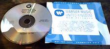 Warner Promo Only UK CD Sampler 1991 RARE Tori Amos The Smiths David Bowie RIP
