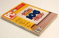 Vintage PC Magazine 1987 Nov 10 Vol 6 Nbr 19 4th Annual Printers Issue 600 pages