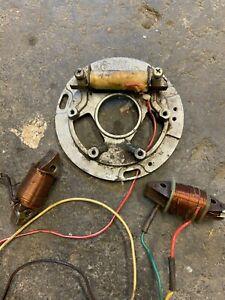Suzuki TS185 stator parts