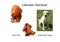 Llavero Cuero Piel Auténtica Hombre Mujer Labrador Retriever