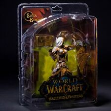 WOW HUMAN PRIESTESS SISTER BENEDRON WORLD of WARCRAFT ACTION FIGURES STATUE TOY