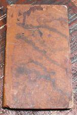 1784 Observations Sur Le Gouvernement Et Les Lois Des Etats-Unis d'Amerique Book